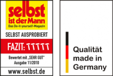 Sebst ist der Mann - Made in Germany
